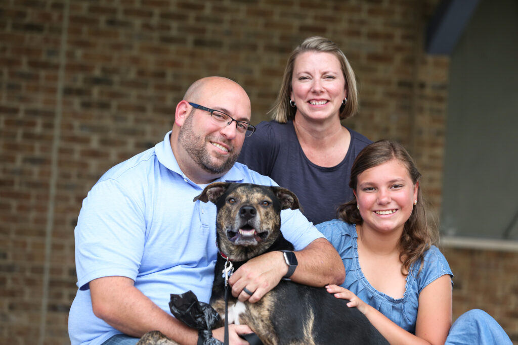 Brian Tadros and family