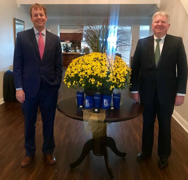 David Beers and Jim Gordon